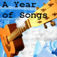 A Year of Songs blog